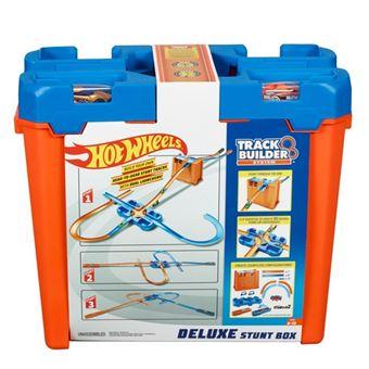Caja de acrobacias Mattel Hoot Wheels - Track Builder