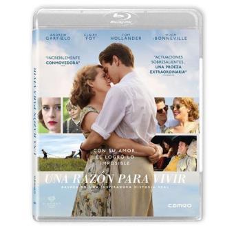Una razón para vivir - Blu-Ray