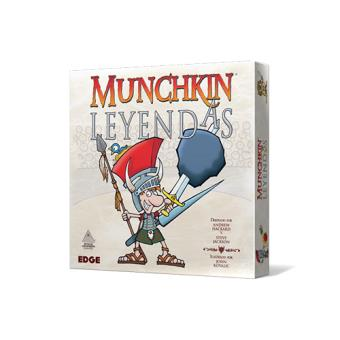Munchkin: Leyendas