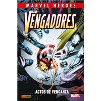Marvel Héroes. Los Vengadores - Actos de venganza