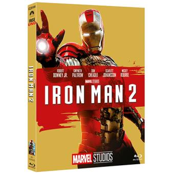 Iron Man 2 - Ed Oring - Blu-ray
