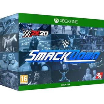 WWE 2K20 Collector's Edition - Xbox One