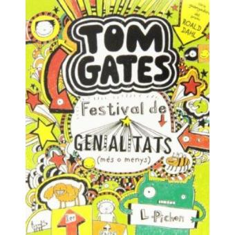 ESTUCHE 2 Tom Gates CATALÀ