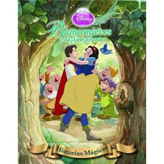 Blancanieves. Historias Mágicas