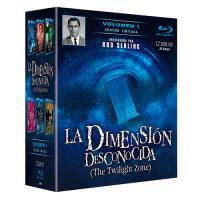 Pack La dimensión desconocida Vol. 1 - Blu-Ray