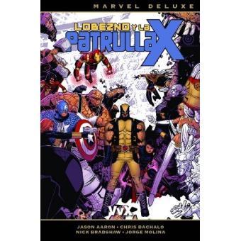 Marvel Deluxe. Lobezno y la Patrulla-X 2. VvX
