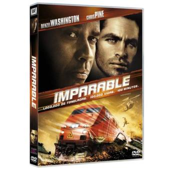 Imparable - DVD