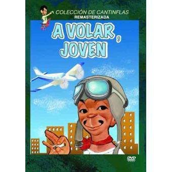A volar, joven - DVD