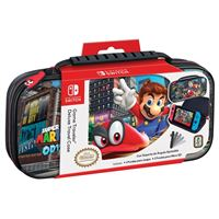 Bolsa de viaje Game Traveler Deluxe Super Mario Odyssey. Nintendo Switch