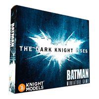 Juego de miniaturas Batman - The Dark Knight Rises Game Box - Set de inicio 2 jugadores