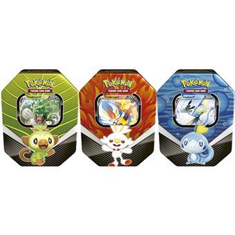 Lata Compañeros de Galar Pokémon