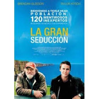 La gran seducción - DVD