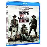 Hasta que llegó su hora - Blu-Ray