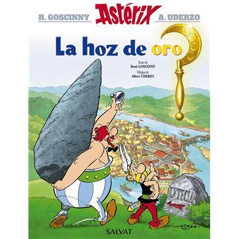 Astérix Nº 2 - La hoz de oro