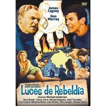 Luces de rebeldía - DVD
