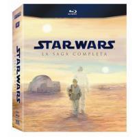 Pack Star Wars: Saga completa - Blu-Ray