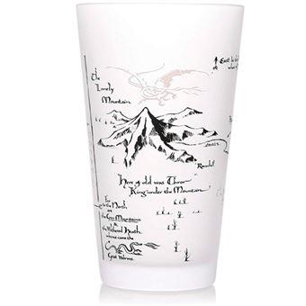 Vaso termocromático El Hobbit - Mapa