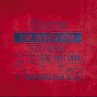 Live In New York January 1970 - Vinilo