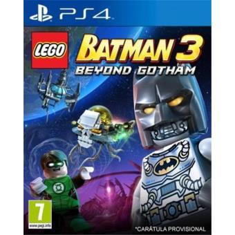 Lego Batman 3 Beyond Gotham Ps4 Para Los Mejores Videojuegos Fnac