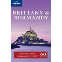 Brittany & Normandy. Lonely planet
