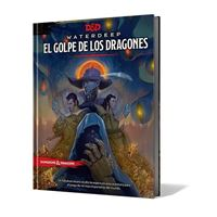 Dungeons and Dragons: Waterdeep. El Golpe de los Dragones - Expansión