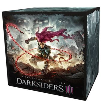 Darksiders III Collector's Edition Xbox One