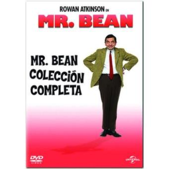 Pack Mr. Bean (Serie completa) - DVD