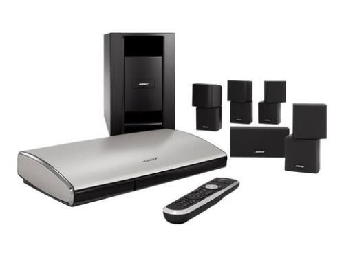 Bose sistema lifestyle t20 negro