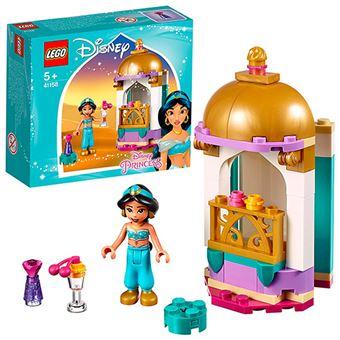 LEGO Disney Princess Aladdín 41158 Pequeña Torre de Jasmine