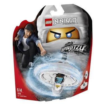 LEGO Ninjago - Zane: Maestro del Spinjitzu