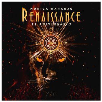 Renaissance - 3 CDs + Camiseta Desátame Unisex Talla M