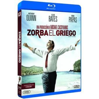 Zorba el Griego - Blu-Ray
