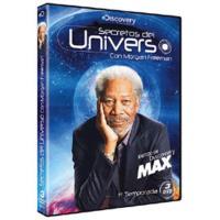 Discovery Channel.  Secretos del Universo. Temporada 1 - DVD