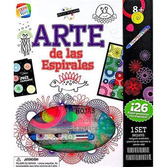 Set Petit Picasso de Arte de las Espirales Cefa Toys