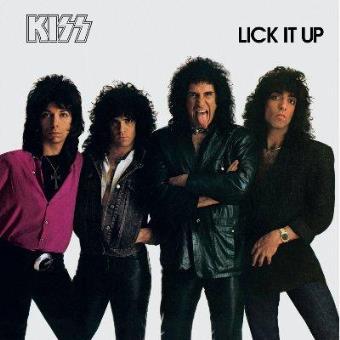 Lick It Up - Vinilo
