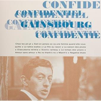Confidentiel - Vinilo