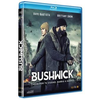 Bushwick -Blu-Ray