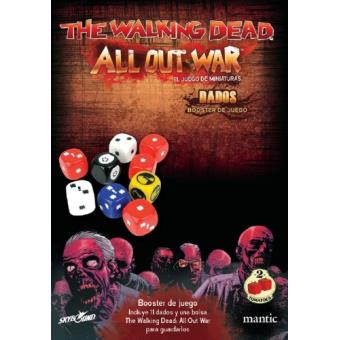 The Walking Dead. All Out War. Booster de dados
