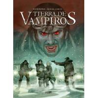 Tierra de vampiros 2. Requiem