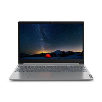Portátil Lenovo ThinkBook 15-IIL 20SM002LSP 15,6'' Plata