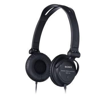 Auriculares Sony MDR-V150 Negro