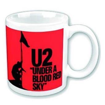 Taza U2 - Under a blood red sky