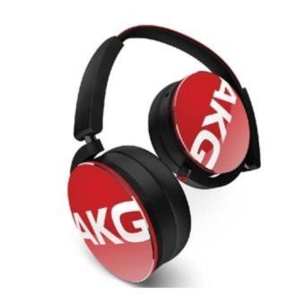 AKG Y50RED Auriculares diadema rojos
