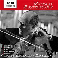 Legendary Recordings - 10 CD