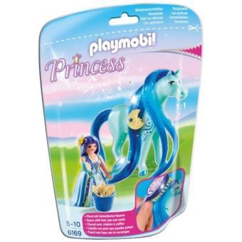 Playmobil Princesas Princesas Luna + caballo