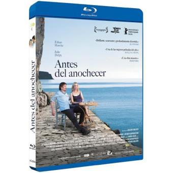 Antes del anochecer - Blu-Ray