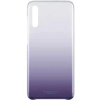 Funda Samsung Gradation Cover Violeta para Galaxy A70