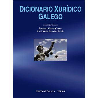 Dicionario Xurídico Galego