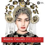 Maria Callas.Live And Alive (Vinilo)
