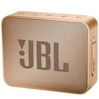 Altavoz Bluetooth JBL GO 2 Champagne